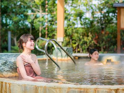 大阪の温泉
