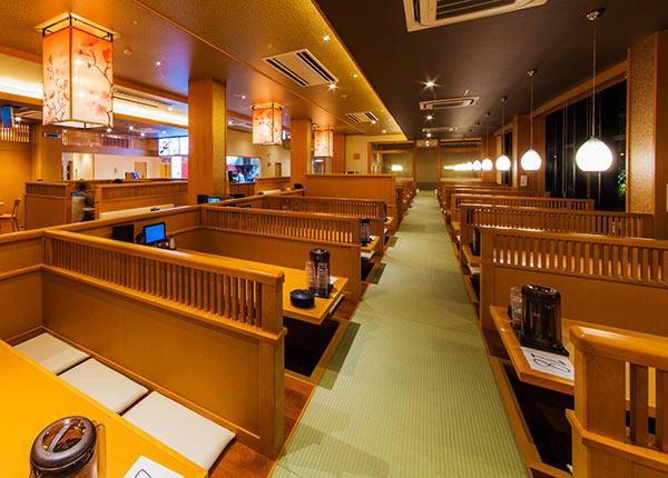 レストラン水春亭