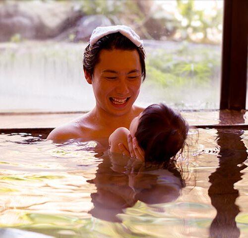 子供の混浴年齢について