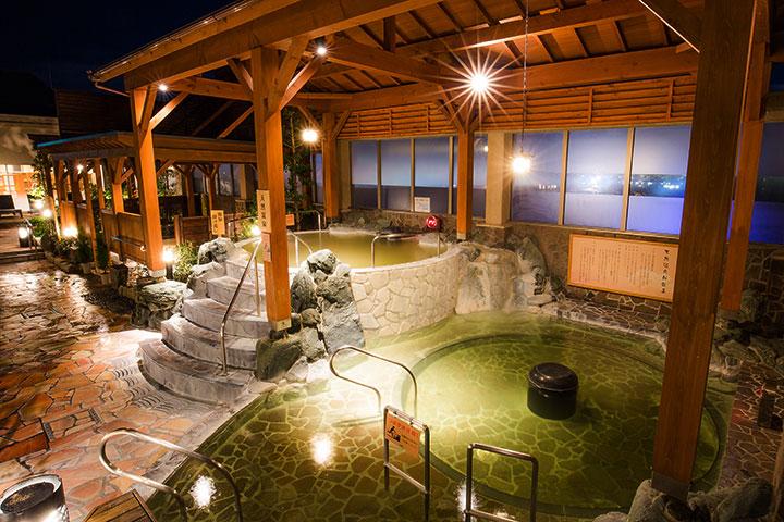 芦屋の温泉 SPA水春