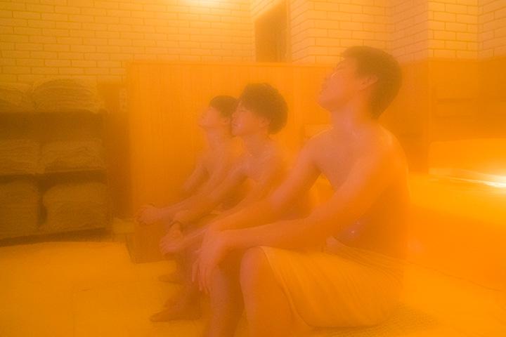 サウナへのおすすめ入浴方法